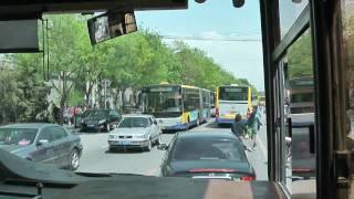 北京公交332路 頤和園~中関村(1)