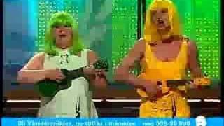 Stå upp,Stand up,comedy En liten jävla show - Skämmas sång