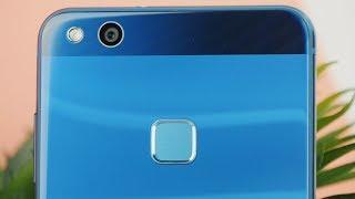Обзор Huawei P10 Lite - стеклянный почтифлагман