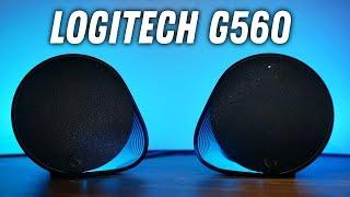 Logitech G560 - ЭТО ЛУЧШИЕ ИГРОВЫЕ КОЛОНКИ С RGB