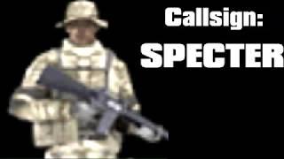 SOCOM 3/CA: All SEALs Voice Clips