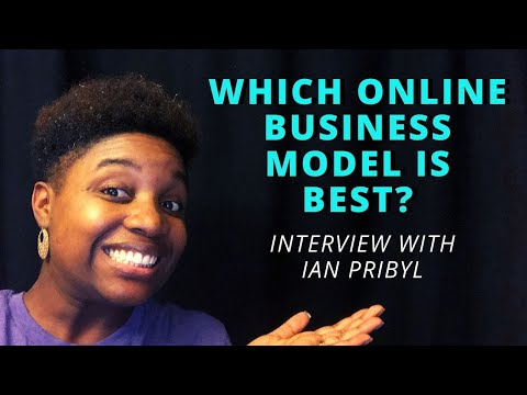 What is the Best Business to Start Online? | Interview with Tiffany Domena and Ian Pribyl