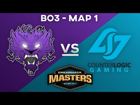 DH Malmo Closed Qualifier | Mythic vs CLG Academy (Map 1)
