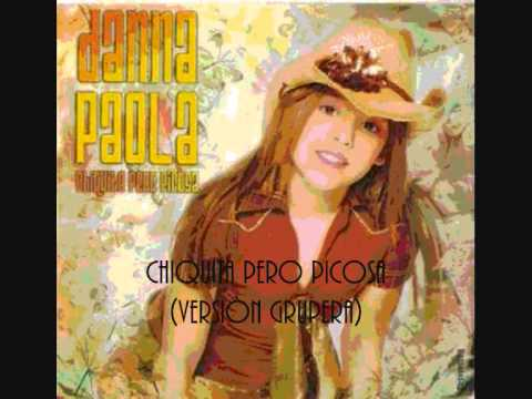 Danna Paola - Chiquita pero picosa Lyrics   Musixmatch
