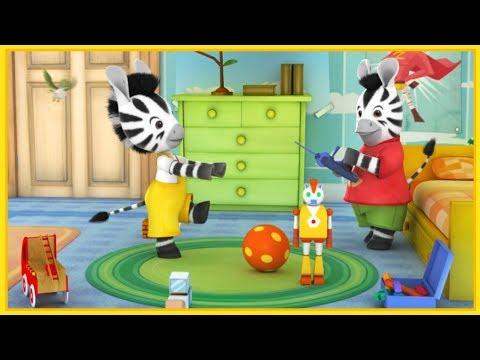 Посмотреть мультфильм непоседа зу все серии подряд