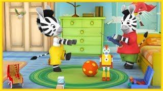 Зу по-русски 🤖 Любимые игрушки Зоу 🎮 60 минут компиляция   мультсериал 2019