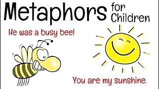 Metaphors for Children | Classroom Learning Video