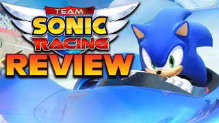 Team Sonic Racing - Inside Gaming Review