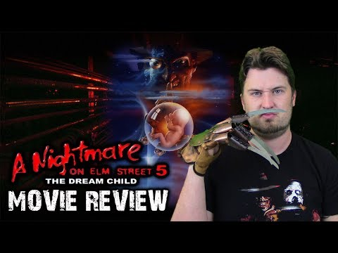 A Nightmare on Elm Street 5: The Dream Child - Movie Review