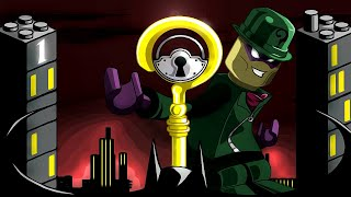 Lego Batman The Series Episode 1 A Question of Security