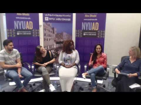 NYU Abu Dhabi Webinar: Campus & Student Life