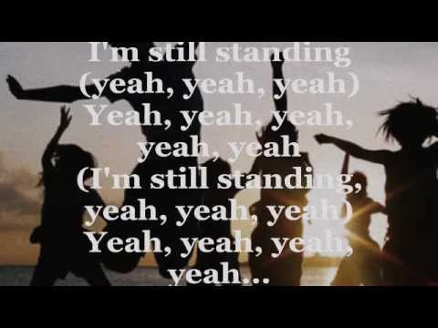I'M STILL STANDING (Lyrics) - MARTHA WASH