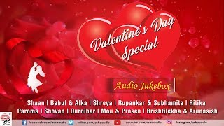 Valentine's Day Special Songs | Romantic Melodies | Audio Jukebox