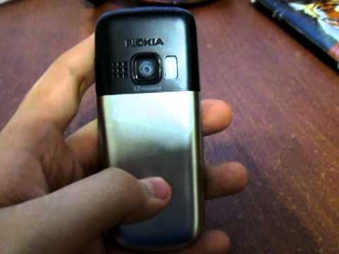 Видео обзор телефона nokia 6303i