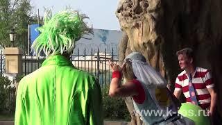 Обучение клоунаде работа для молодых артистов Art Clowns м1