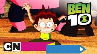 Ben 10 | Animorfoza | Cartoon Network