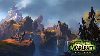 История World of Warcraft: Legion — Расколотые Острова