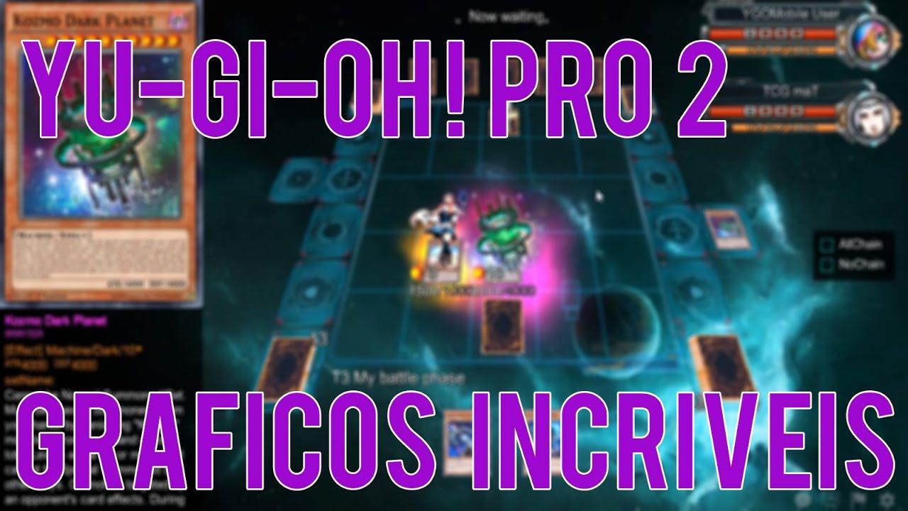 Yu Gi Oh Pro 2