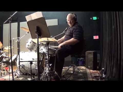 Drums Scott Simpson April 2018