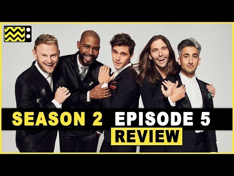 Queer Eye Season 2 Episode 5 Review & After Show w/ Marlowe Percival