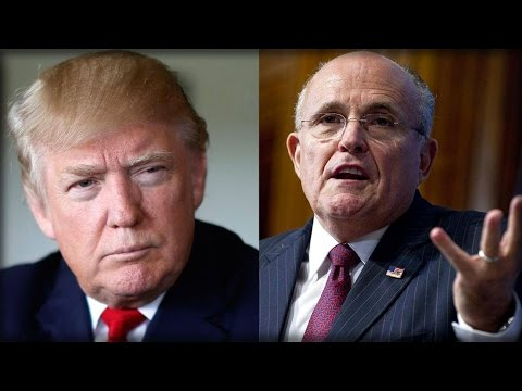 LEARN WHY RUDY GIULIANI TURNED DOWN 2 JOB OFFERS FROM TRUMP