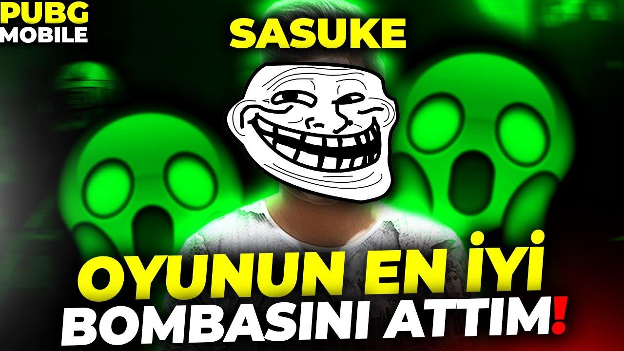PUBG MOBILE TARİHİNİN EN İYİ BOMBASINI ATTIM!!