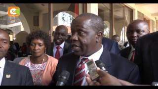 VIDEO: Kenyans praise Matiang'i for curbing exam leakage