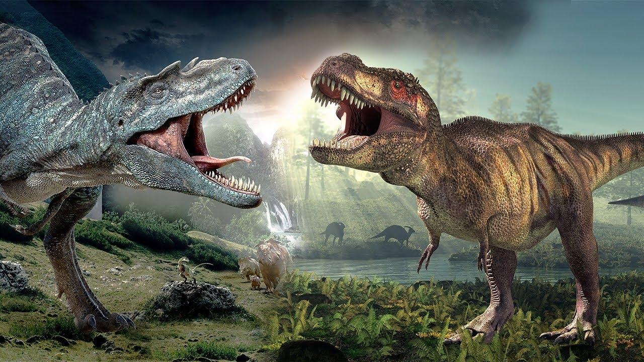 Image result for dinosaurs fighting