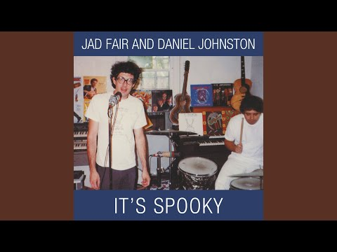 jad fair daniel johnston first day at work