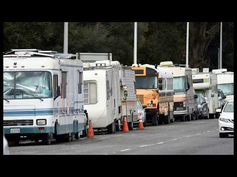 Thousands Of California Residents Are Living In RVs