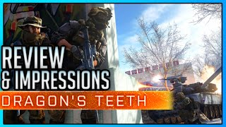 Battlefield 4: Dragons Teeth Gameplay Thoughts, Review, and Impression (BF4 New DLC)