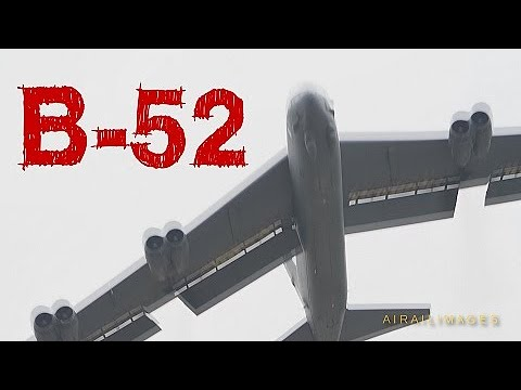 Barksdale B-52s