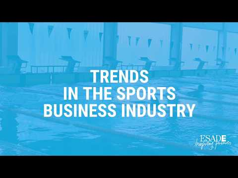 Trends in the Sports Business Industry