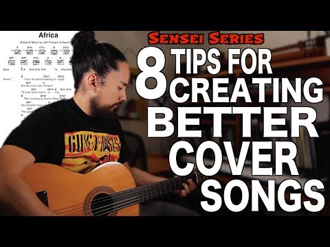 Creating Better Cover Songs