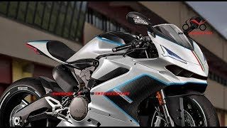 All New Ducati Panigale C concept | New Ducati Superbike Concept 2019 - By JaKuSa Design
