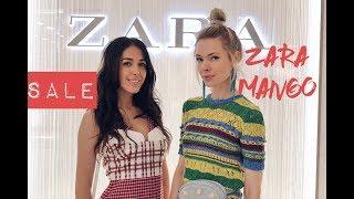 Vlog #15: SALE - Zara, Mango