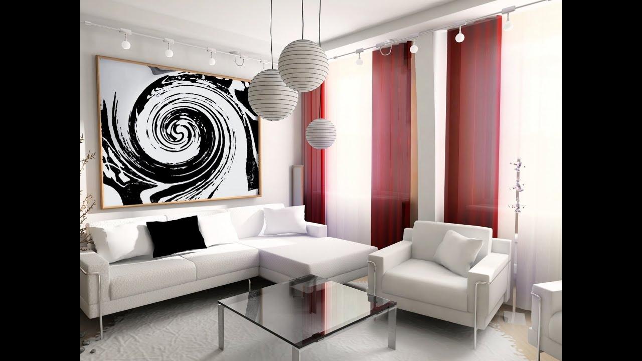 Decoracion de Interiores Blanco - YouTube