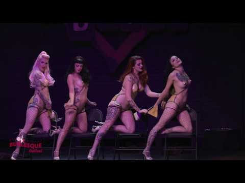 Foul Play Cabaret - The 9th Annual New Orleans Burlesque Festival