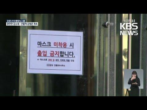 서울 신규 확진자 133명…강남구 콜센터서 직원 등 집단감염 / KBS 2021.01.24.