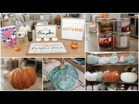 Fall Decor Shop With Me At Tj Maxx, Target, Dollar Tree + Huge Fall Decor Haul
