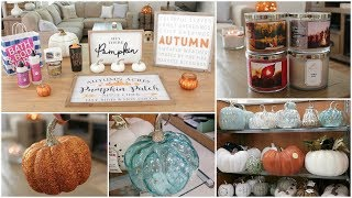 Fall Decor Shop With Me At Tj Maxx, Target, Dollar Tree   Huge Fall Decor Haul