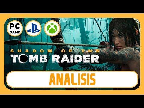 Shadow of the Tomb Raider - El cierre a una trilogía más humana