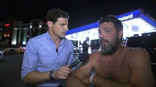 Eyewitness describes chaotic scene of Las Vegas shooting   ABC News