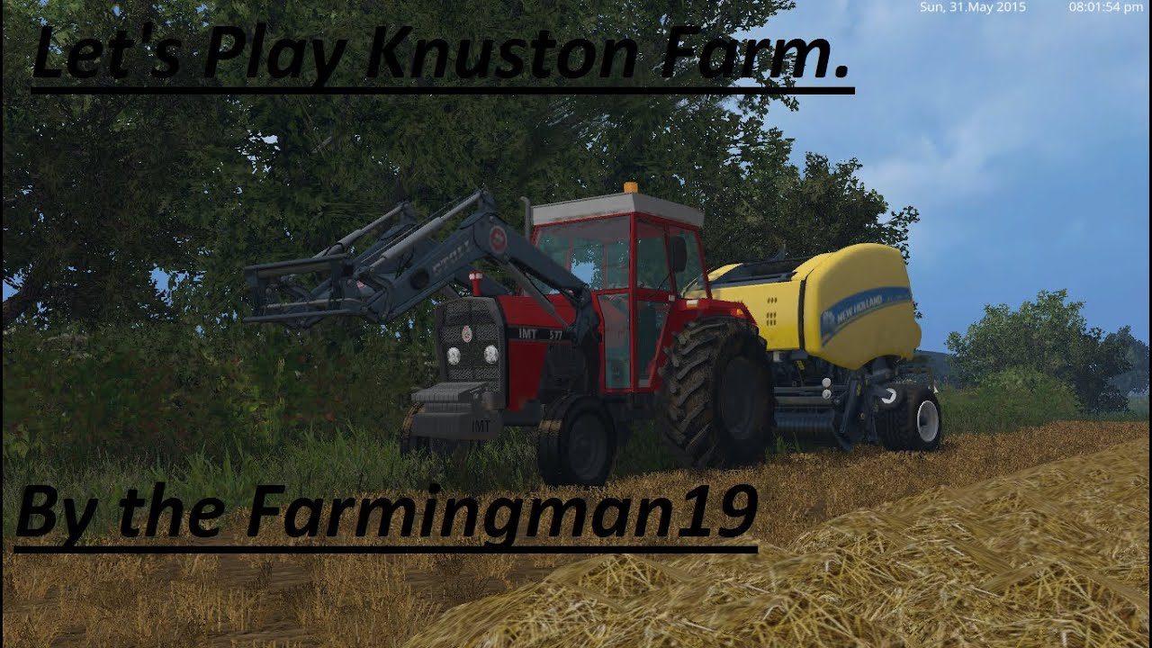 how to make silage bales farming simulator 15