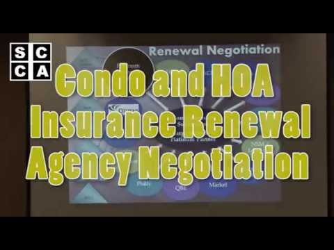 Renewal Negotiation and Agent of Record (AOR) Association Insurance