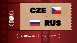 Highlights: RUSSIA vs CZECH REPUBLIC | #IIHFWorlds 2021