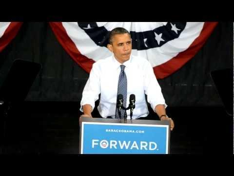 [HD] Barack Obama George Mason University Center for the Arts