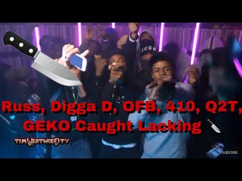 *CAUGHT LACKING* OFB, Russ, 410, Geko & More