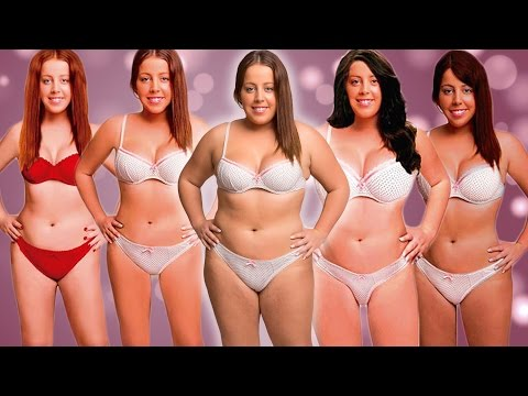 Women's Ideal Body Types Around The World
