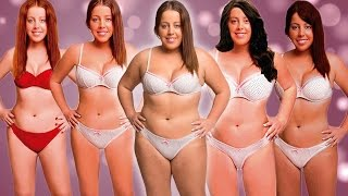 Women's Ideal Body Types Around The World thumbnail